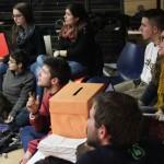 Els i les monis participem a la reunió de sector del Vallès