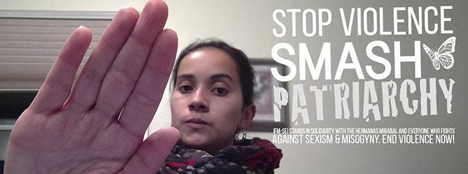 Les violències masclistes no són un problema només de les dones