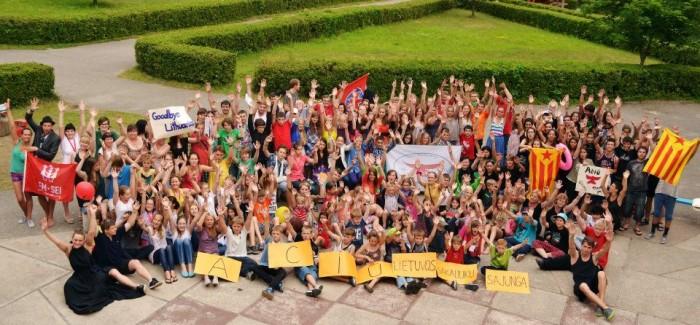 Campaments internacionals dels esplais del Bages-Berguedà