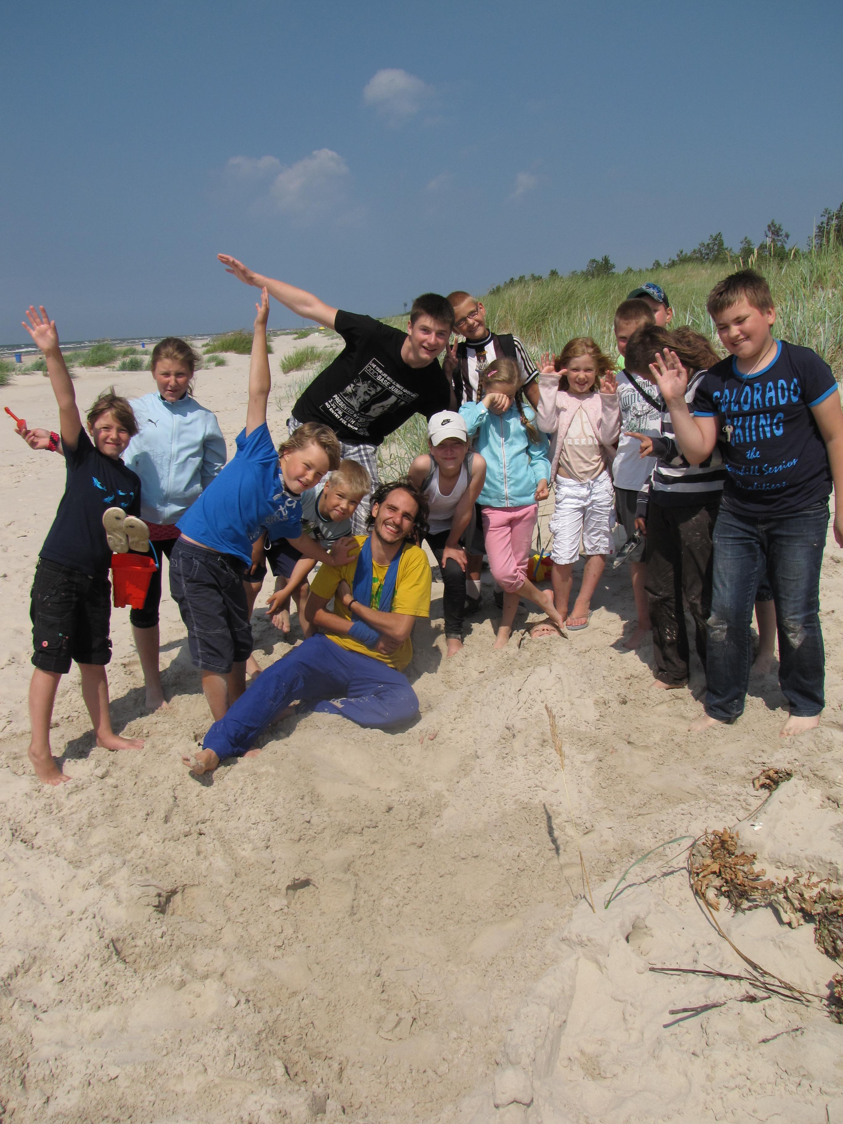Servei Voluntariat Europeu Esplac a Letònia