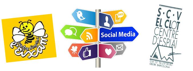 Eixam & SCV-El Clot: l'ús de les xarxes socials a l'esplai