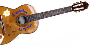 guitarra esplai
