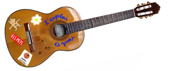 La guitarra d'esplai