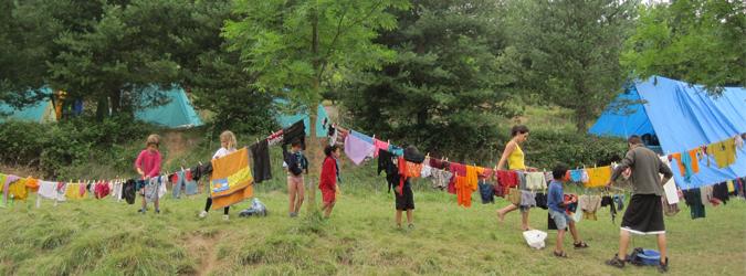Educació ambiental i campaments