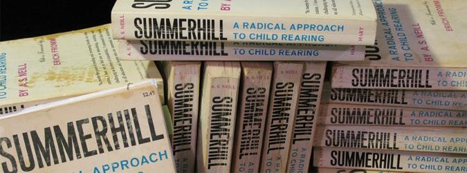 Summerhill, o l'esplai fet escola