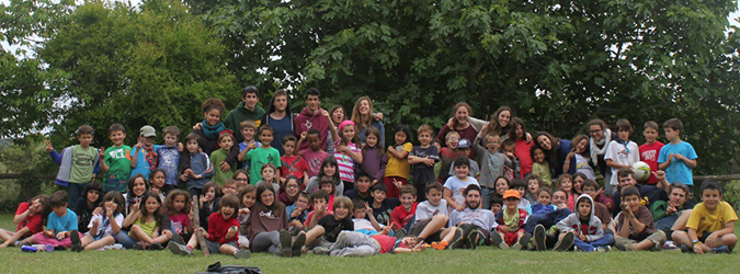 Xics i petits a la Konjuntivitis 2014