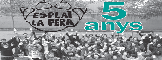 Cinc anys d'esplai La Fera!