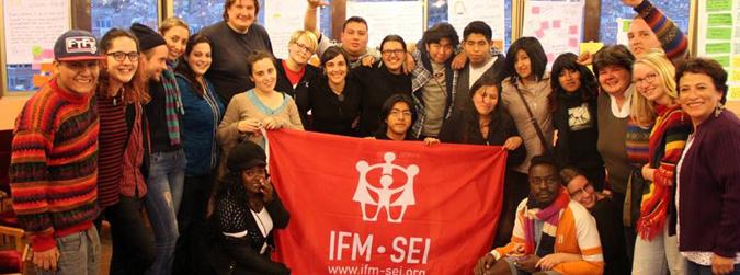 Formació, intercanvi cultural i 'mate': crònica d'una setmana a La Paz