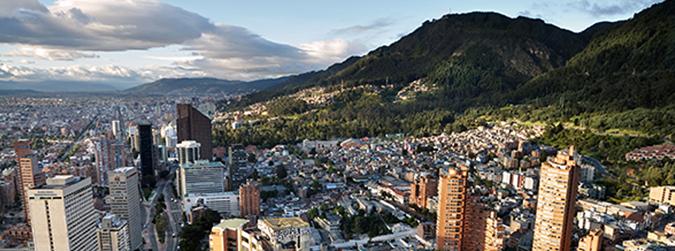 Primeres experiències a Colòmbia