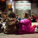 Esplai conjunt de Pica-Roca i Sarau per reivindicar l'ús dels espais públics a Sant Cugat