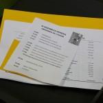 Ordre del dia de la III Assemblea General Ordinària de l'esplai Eixam