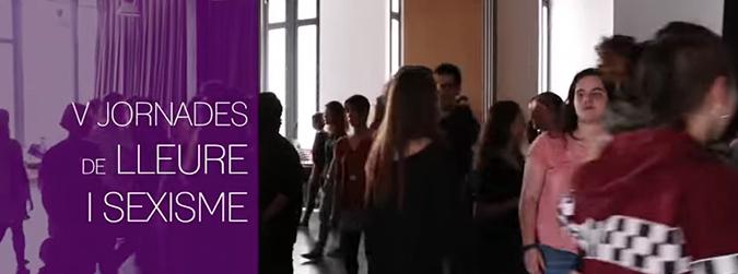 Vídeo resum de les V Jornades de Lleure i Sexisme