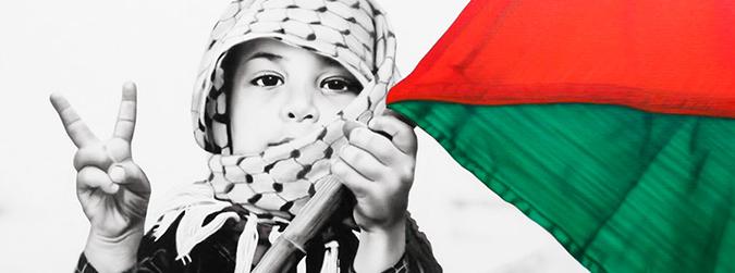 Una terra amb un poble organitzat: Palestina