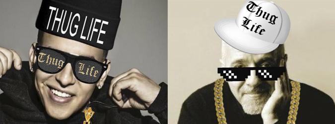 Daddy Yankee vs Paulo Coelho: filosofia de vida.