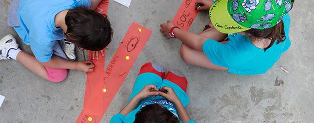 Com volem que sigui la participació infantil als esplais d'Esplac?